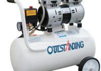 Máy nén khí Outstanding được cấu tạo chắc chắn, bền bỉ