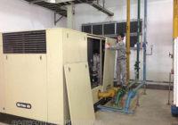 Máy nén khí 360m3/h được sử dụng nhiều trong các ngành công nghiệp nặng