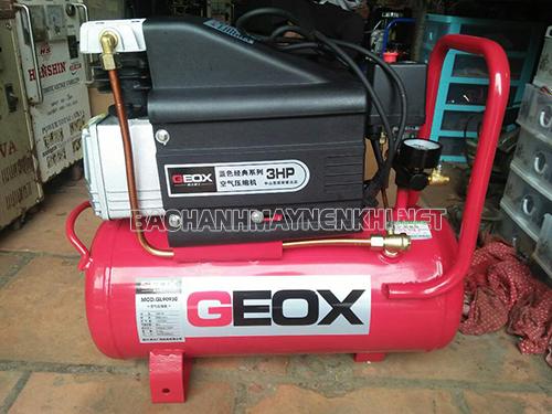 Sử dụng máy nén khí Geox đem lại nhiều tiện ích cho người tiêu dùng