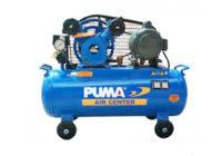Máy nén khí puma PK-1090(1HP) có hiệu suất khí nén ổn định, mức tiêu thụ điện năng thấp