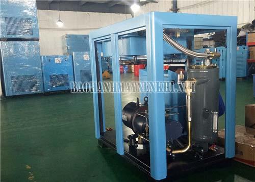 Máy nén khí kiểu trục vít được sử dụng nhiều trong các nghành công nghiệp