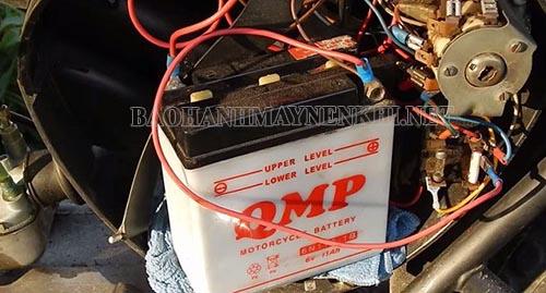 Bình ắc quy ảnh hưởng trực tiếp đến nguồn cấp điện