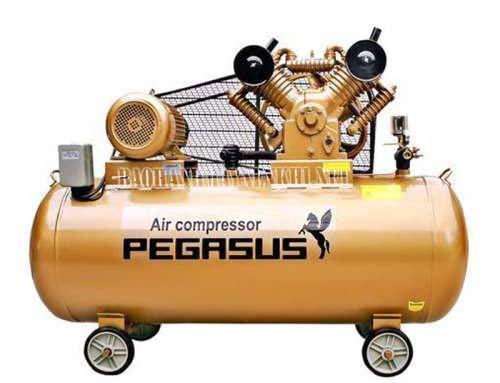 Sản phẩm nén khí piston 2 cấp thương hiệu Pegasus