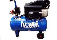 Thiết kế của máy nén khí Luowei được người tiêu dùng đánh giá cao